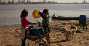 crianças crise climática UNICEF