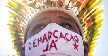 julgamento marco temporal terras indígenas