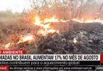 queimadas Pantanal