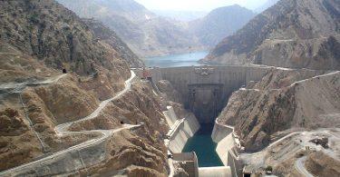 seca Irã