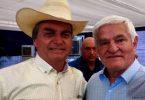 Bolsonaro aprosoja marco temporal indígena