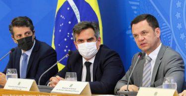 Brasil limpando barra ambiental
