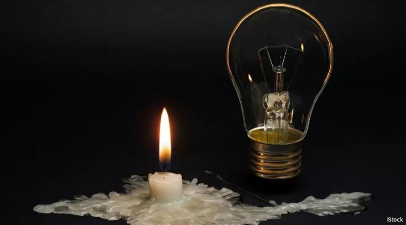 conta de luz apagão