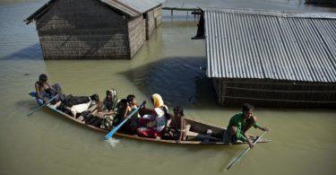 crise climática migrações