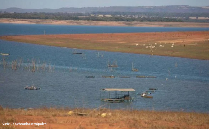 crise hídrica apagão
