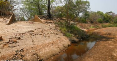desmatamento e crise hídrica