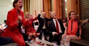 eleições noruega