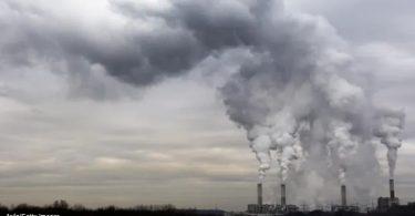 emissões gases poluentes