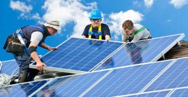 energia solar altos custos