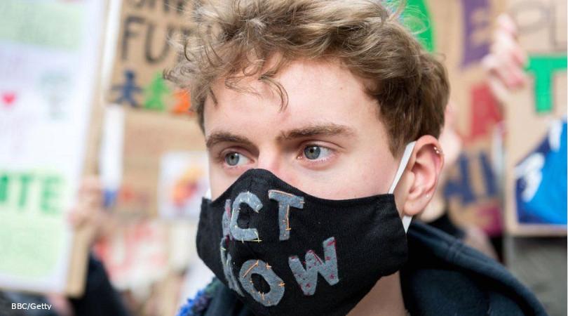 pesquisa jovens crise climática