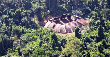 povos indígenas isolados garimpo