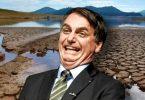 Bolsonaro não tem crise hídrica