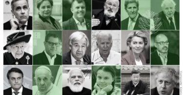 COP26 quem é quem