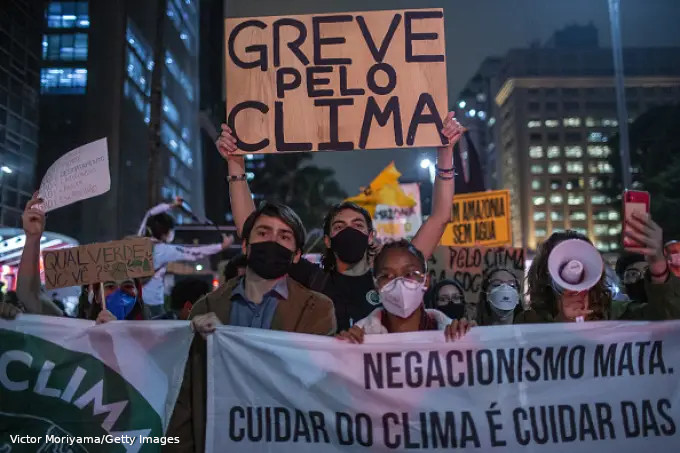 Rumo à COP26 Brasil metas climáticas