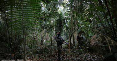 militares na Amazônia