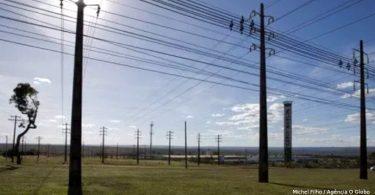 racionamento elétrico